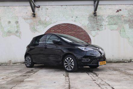 Renault Zoë